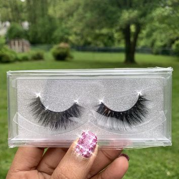 The Nia Mink Lashes