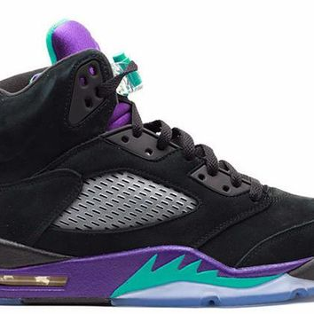 Jordan 5 Black Grape Retro