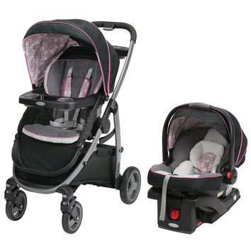 Graco Modes Click Connect Travel System Stroller - Zola