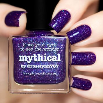 Picture Polish Mythical Nail Polish (Fall 2017 Collection)