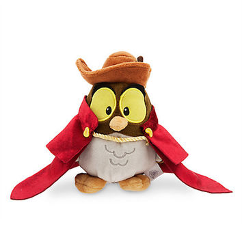 Disney Store Animators' Collection Owl Plush Doll Sleeping Beauty Small 6'' New