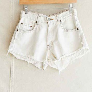 Vintage Whiteout Levi's Short- Assorted One
