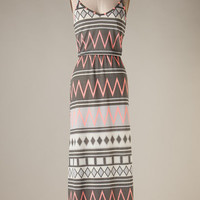 Teacher's Pet Maxi Dress - Hazel & Olive