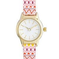 ASOS Mini Aztec Watch