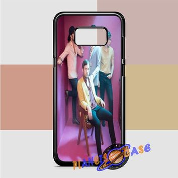 Kings of Leon Band Samsung Galaxy Case