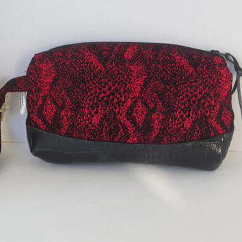 The Rocky Horror Picture Show - Clematis Wristlet - New Ooak