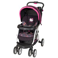 Hello Kitty Pin Wheel Encore Stroller by Baby Trend (Pink)