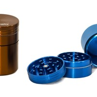 Sharper Herb Grinder w/ Stash Jar