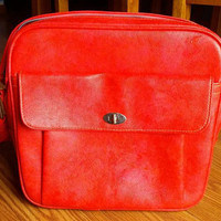 Vintage Samsonite Luggage Bag