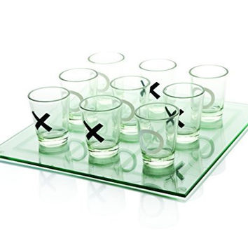 Tic Tac Shot Drinking Board Game by True