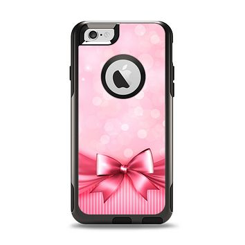 The Magical Pink Bow Apple iPhone 6 Otterbox Commuter Case Skin Set