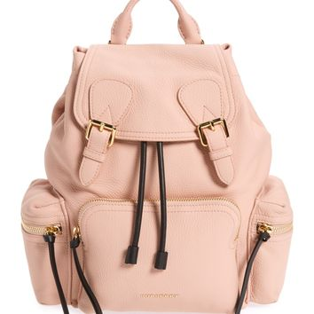 Burberry Medium Rucksack Deerskin Backpack | Nordstrom