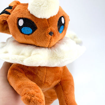 Flareon Stuffed Animal Pokemon Plush Toy