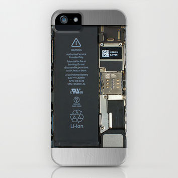 Open Back Case Design for Iphone 5 5s iPhone & iPod Case by insitemyhead