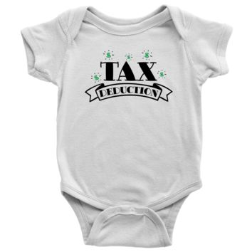 Tax Deduction - Funny Baby Onesuit