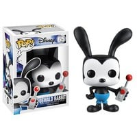 Funko POP Disney: Epic Mickey Oswald Figure