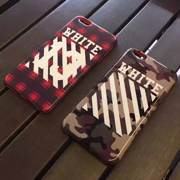 Original Camouflage Anti-skid iPhone 5s 5se 6 6s Plus Cover Case + Gift Box 373