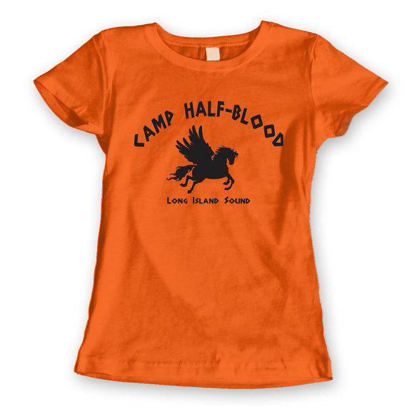 Camp half blood tee funny hip cool from laughwear on etsy for Entire book on shirt