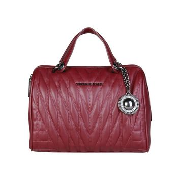 Versace Jeans Tough Red Purse
