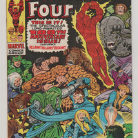 Fantastic Four; V1, 100.  VF- July 1970.  Marvel Comics