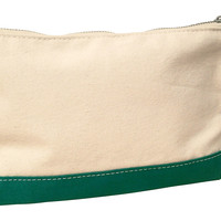 Make Up Bags, Emerald, Set of 2, Toiletry Bags