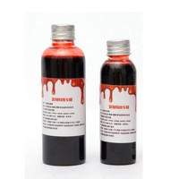 ultra-realistic fake blood