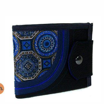 Vegan Wallet, Slim Wallet, Thin Wallet, for Men, for Women with Card Holder, Coin Pocket