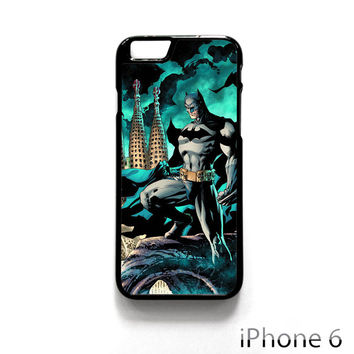 barcelona-batman for Iphone 4/4S Iphone 5/5S/5C Iphone 6/6S/6S Plus/6 Plus Phone case