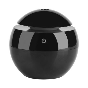 LED Touch Ultrasonic Humidifier Aroma Ultrasonic Humidifier Oil Diffuser