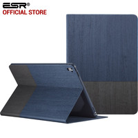 """Case for iPad Pro 9.7 inch, ESR PU Leather Smart Cover Folio Stand Case Auto Sleep/Wake Function for 9.7"""" iPad Pro 2016 Release"""
