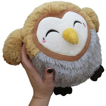 Squishable Mini Barn Owl II 7""