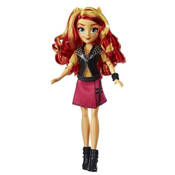 My Little Pony Equestria Girls Sunset Shimmer 12 in. Fashion Doll