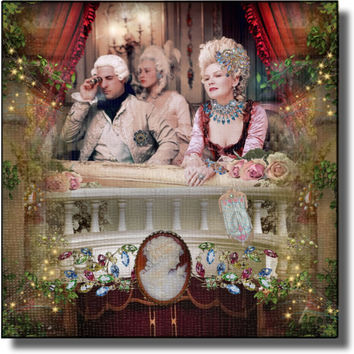 Marie Antoinette ~ Night at the Opera