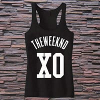 The Weeknd XO Tank top for womens and mens heppy fit