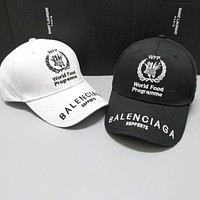 Balenciaga Fashion Casual Hat