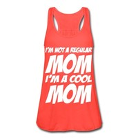 I'm Not A Regular Mom I'm A Cool Mom Tank Top