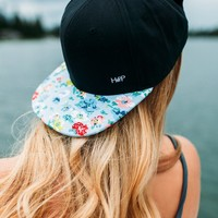 Tapps Floral Hat