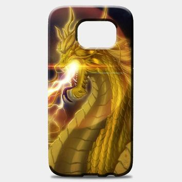 King Ghidorah Samsung Galaxy S7 Case