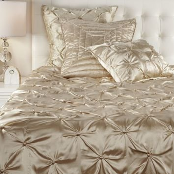 Majestic Bedding - Gold | Duvet Covers | Bedding | Bedding | Z Gallerie