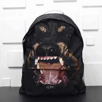 Kuyou Gf2x998 Givenchy Backpack With Dog Print 42*32*14cm