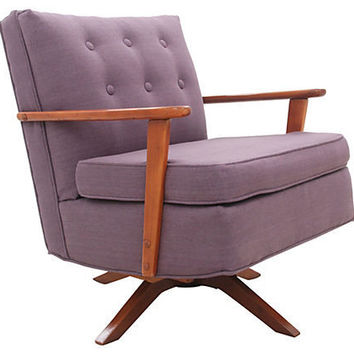 Mid-Century Modern Swivel Chair, 1969