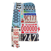 Alabama License Plate wall decal