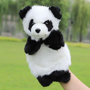 Baby Toys Cute Cartoon Panda Hand Puppet Baby Kids Doll Toy Hand Puppets Children Learning & Education Toys