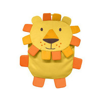 Green Sprouts Safari Backpack - Yellow Lion