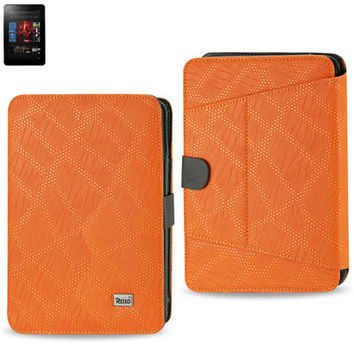 FITTING CASE WITH CLIP KINDLE FIRE 7 INCH ORANGE