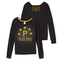 Pittsburgh Pirates Vintage Crew - PINK - Victoria's Secret