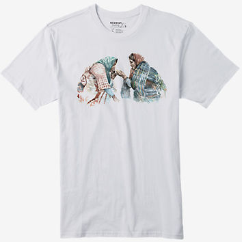 Burton Turner Short Sleeve T Shirt | Burton Snowboards Fall 16