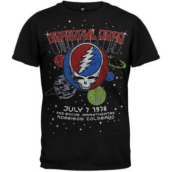 Grateful Dead - Red Rocks Soft T-Shirt