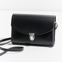 The Cambridge Satchel Company Push Lock Crossbody Bag | Urban Outfitters