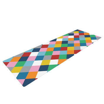"Project M ""Harlequin Zoom"" Yoga Mat"